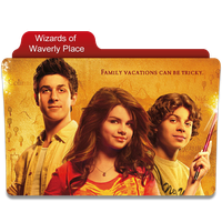 Wizards of Waverly Place Icon by Kliesen