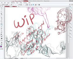 WIP WIP WIP lol by Art-M0nster