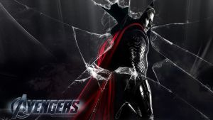 Avengers Thor Wallpaper 1080p by SKstalker