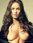 Megan Fox (Nude) (Fake) by thephoenixprod