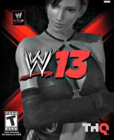 WWE '13 Cover With DOA's Lisa by TheRumbleRoseNetwork