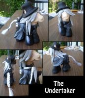 Kuroshitsuji - The Undertaker by CrowMaiden