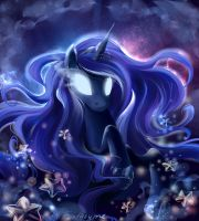 Night Dream Princess by fantazyme