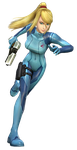 Zero Suit Samus by Gentlemanly