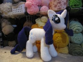 Rarity by NerdyKnitterDesigns