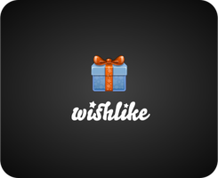 Wishlike boxe logotype by iconshik