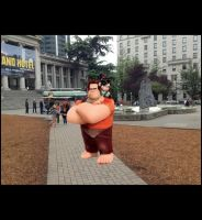 Wrecking Vancouver 01 by T-babe