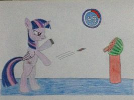 Princess, you have a minute to win it! by DON2602