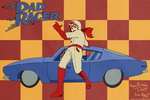 Dad Racer! by Buddha-Cat