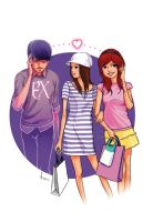 in love with ur best friend ex by bon5bon