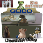 Geico Commercials W by Jass8