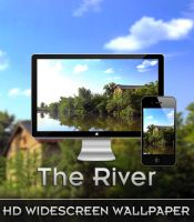 The River HD Wallpaper Pack by russanov