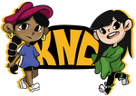 The Girls of KND by blackxxcherry
