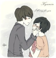Kyumin: I'll sing for you by Fuko-chan