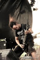 Ebenz of Burgerkill by lustygoddess