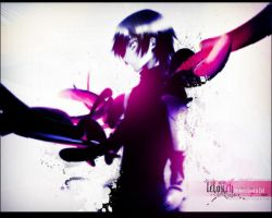 Lelouch - Code Geass by Akagami707