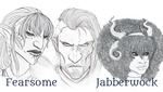 JABBER HAS A PATREON! by Fearsome-Jabberwock