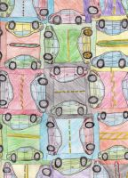 Car Tessellations by CarDesigns