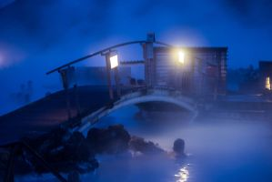 Blue lagoon iceland by ColorSlow