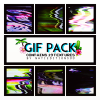+ Gif Pack |Textures||19| by natieditions00