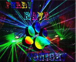 Furry rave by SEAWOLF815