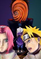 NARUTO_collab with Arya_ by Arnoldinya