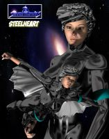 Wings of metal Nerves of steel by Stone3D