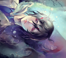 Noblesse: Ocean Of Unspoken Feelings by Sawitry