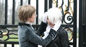 Pandora Hearts - Ready Touch by Sky-Hat