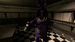 Withered/Old Bonnie sfm poster by metalogre56