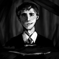 The Piano Man by Candy-Leptic
