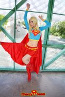 Super Girl Cosplay by CherrySteam