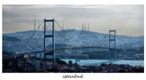 Bosphorus Bridge - 3 by SoundOfSilence87