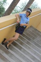 Resident Evil - Officer Jill Valentine by Cortana2552