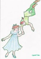 Peter and Wendy by galya4