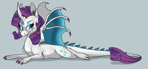 Dragon Rarity by CobraCookies