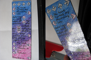 Bookmark DDR by Anthro7