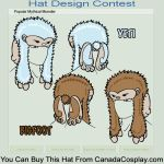 Contest hat1 by noctrnlcry