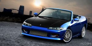 Nissan Silvia Tuning by FCD94