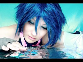 Kingdom Hearts - Aqua by Katy-Angel