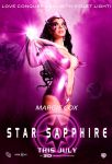 Star Sapphire movie poster by TheSupervixens