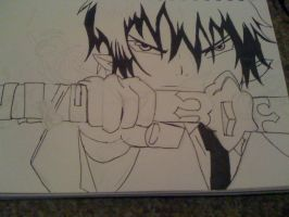 Blue Exorcist by Ariel1707