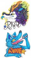 Badge batch 4 by RazorCookie