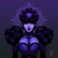 goth girl 1 by loboto