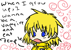 Seras Grow up plan by xxBoogiePopxx