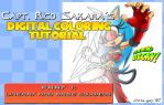 Digital Coloring Tutorial pt.1 by CaptRicoSakara