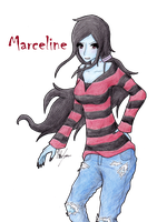Marceline by muffinmonkey72