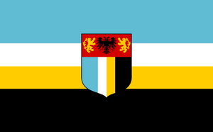 South German Federation Flag by Martin23230