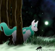 Ghost_ Contest Entry by Eternal-BlueWolf