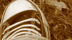 Autumn Series: Again my shoe by Wormed